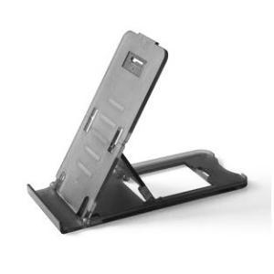 (メール便対応)折りたたみ式5段階調整可能!超薄型タブレットPCデスクトップスタンド タブレット付属品 アクセサリー|tabtab