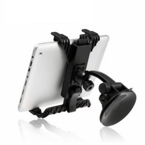 タブレットPCに最適、大型車載マルチホルダー (タブレット スマホアクセサリー iPad)|tabtab