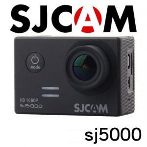 SJCAM SJ5000 1080P ブラック 防水アクションカメラ ドライブレコーダー カーマウント、バイクマウント込 海やスポーツ、自転車に! tabtab