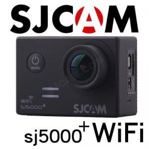 SJCAM SJ5000 Plus WiFiモデル 1080P ブラック 防水アクションカメラ ドライブレコーダー カーマウント、バイクマウント込 海やスポーツ、自転車に! tabtab