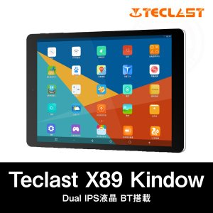 【7.5インチ 7.5型】Teclast X89 Kindow Dual IPS液晶 BT搭載|tabtab