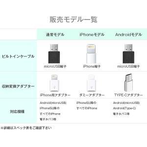 モバイルバッテリー 新型モデル 大容量 iPhone アンドロイド対応 軽量 薄型 10000mAh コード付き2台同時充電可能 送料無料 2A急速充電 セール tabtab 10