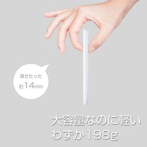 Qiワイヤレス充電対応 大容量モバイルバッテリー 3台同時 10000mAh スマホ iPhone8 タブレットPC ALPHA LING x-01【iphone8 iPhoneX アイコス iqos】 tabtab 05