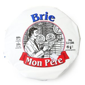 ブリーチーズ ブリー 白カビチーズ フランス産 チーズ モンペール社製 1000g Brie Mon...