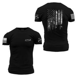 1776 FLAG Tシャツ 【GRUNT STYLE】日本正規販売代理店|tac-zombiegear