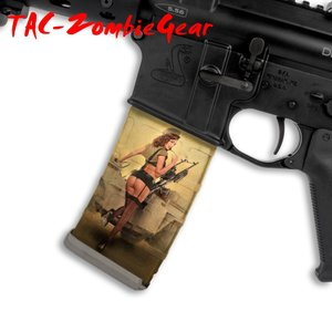 【ポスト投函商品】US NightVision Mag Wraps マグラップ/Hot Shots 2013 Hollie September|tac-zombiegear