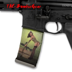 【ポスト投函商品】US NightVision Mag Wraps マグラップ/Hot Shots 2013 Rosie August|tac-zombiegear