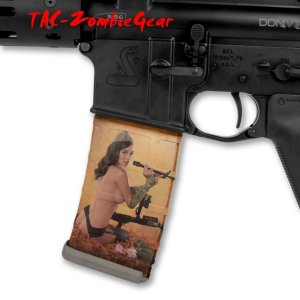 【ポスト投函商品】US NightVision Mag Wraps マグラップ/Hot Shots 2013 Rosie October|tac-zombiegear
