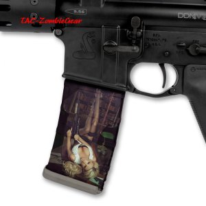 【ポスト投函商品】US NightVision Mag Wraps マグラップ/Hot Shots 2014 Rhian|tac-zombiegear