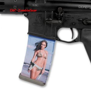 【ポスト投函商品】US NightVision Mag Wraps マグラップ/Hot Shots 2014 Rosie|tac-zombiegear