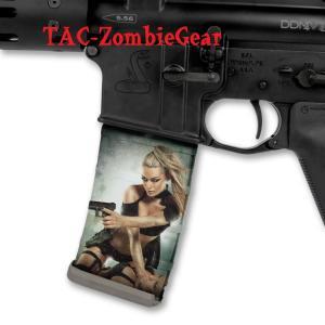 【ポスト投函商品】US NightVision Mag Wraps マグラップ/Hot Shots April|tac-zombiegear