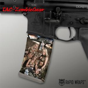 【ポスト投函商品】US NightVision Mag Wraps マグラップ/Liberty Belles Army-CSAR|tac-zombiegear