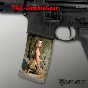 【ポスト投函商品】US NightVision Mag Wraps マグラップ/Liberty Belles Army Ranger|tac-zombiegear