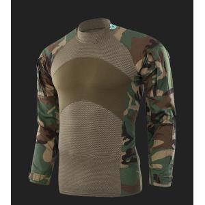 カモフラージュシャツ GEN3 / ウッドランド|tac-zombiegear