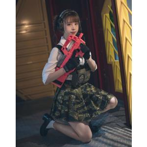 武装JK タイガーストライプ コンバット プリーツスカート セーラー服 tac-zombiegear