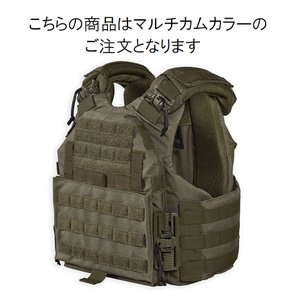 Chase Tactical Genesis Scalable Plate Carrier / Genesisマルチカム 実物US Mil-Spec IR処理|tac-zombiegear