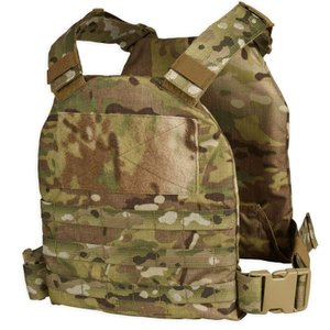 Chase Tactical Quick Response Plate Carrier Multicam/ QRCプレートキャリア マルチカム 実物US Mil-Spec IR処理|tac-zombiegear