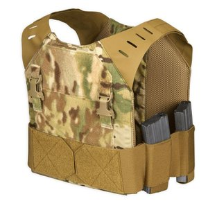 Chase Tactical Special Operations Concealable Plate Carrier Multicam / SOCCプレートキャリア 実物US Mil-Spec IR処理|tac-zombiegear