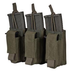 実物US Triple Kangaroo 5.56/Pistol Mag Pouch  Chase Tactical Mil-Spec IR処理|tac-zombiegear