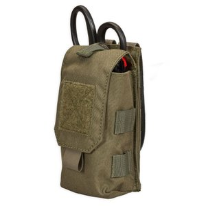Chase Tactical Individual First Aid (IFAK) Pouch / IFAKポーチ 実物US Mil-Spec IR処理済み|tac-zombiegear