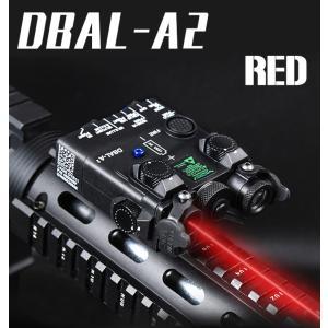 DBAL-A2 レプリカ 【多機能搭載フルファンクションHG版】LED&サイトシステムモジュール IR(赤外線)機能搭載 / レッドサイト|tac-zombiegear