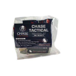 Chase Tactical EDC Medical Kit/  実物US North American Rescue 医療用 軍用|tac-zombiegear