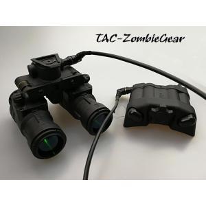 EvolutionGear AN/PVS-31 NVG ナイトビジョンダミー LED発光モデル tac-zombiegear