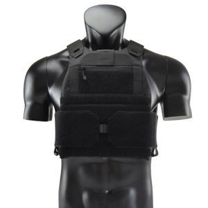 プレートキャリア FCSK2.0 Low Profile Vest/BK・RG|tac-zombiegear