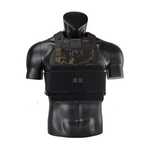 FCSK2.0 Low Profile Vest / マルチカムブラック|tac-zombiegear