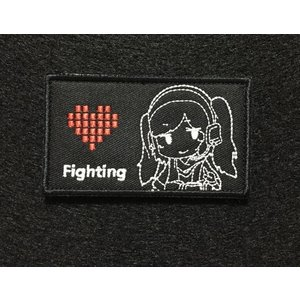 Fighting Girl パッチ|tac-zombiegear