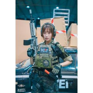 カスタムコンバットシャツ  GEN3 / マルチカムトロピック 男女兼用 tac-zombiegear