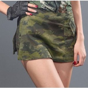 「Iron Wall Guardian」ショートパンツ&キュロットスカート/マルチカムトロピック|tac-zombiegear
