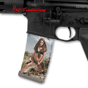 【ポスト投函商品】US NightVision Mag Wraps マグラップ/Hot Shots 2015 June-Rosie|tac-zombiegear