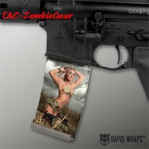 【ポスト投函商品】US NightVision Mag Wraps マグラップ/Liberty Belles Kayla|tac-zombiegear