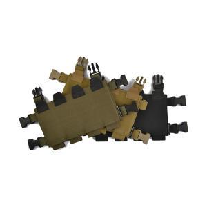 LV SMG トリプルマガジンパネル TWINFALCONS製|tac-zombiegear