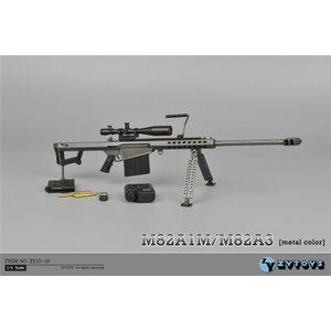 【ZYTOYS】1/6 フィギュア M82A1|tac-zombiegear