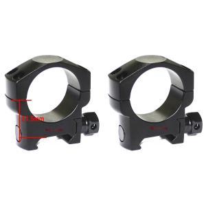 【訳あり品】VECTOR OPTICS実銃用Mark30mm ローマウントリング|tac-zombiegear