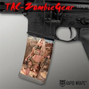【ポスト投函商品】US NightVision Mag Wraps マグラップ/Liberty Belles M Johnson tac-zombiegear