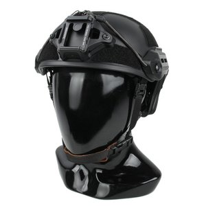 TMC製 MTEK FLUX BALLISTICヘルメットレプリカ【限定品】Black|tac-zombiegear