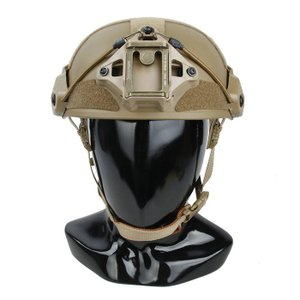 TMC製 MTEK FLUX BALLISTICヘルメットレプリカ【限定品】Coyote Brown|tac-zombiegear