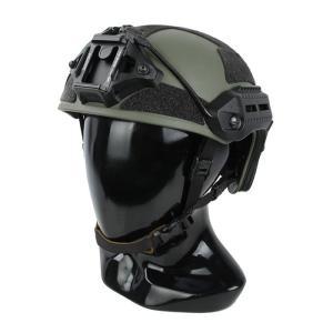 TMC製 MTEK FLUX BALLISTICヘルメットレプリカ【限定品】Ranger Green|tac-zombiegear