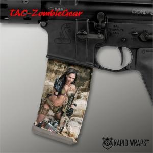 【ポスト投函商品】US NightVision Mag Wraps マグラップ/Liberty Belles Navy-EOM|tac-zombiegear