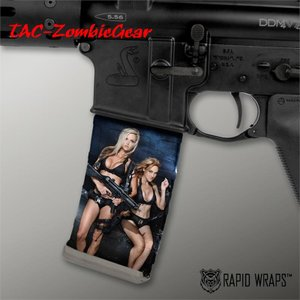 【ポスト投函商品】US NightVision Mag Wraps マグラップ/Liberty Belles Navy-Seal|tac-zombiegear