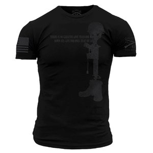 NO GREATER LOVE Tシャツ 【GRUNT STYLE】日本正規販売代理店|tac-zombiegear