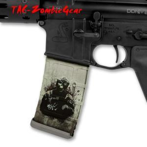 【ポスト投函商品】US NightVision Mag Wraps マグラップ/Old Skull Operator|tac-zombiegear