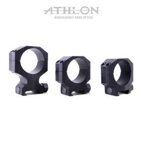 米国実物 Precision Rings マウントリング34mm【 ATHLON OPTICS 】 日本正規販売 tac-zombiegear