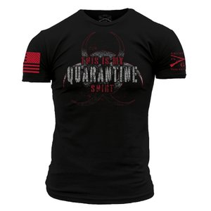 THIS IS MY QUARANTINE SHIRT Tシャツ 【GRUNT STYLE】日本正規販売代理店|tac-zombiegear