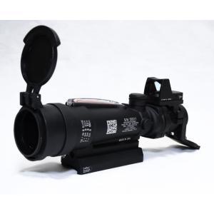 ACOG TA11 SDO-CPタイプ 3.5x35 スコープ 集光式レティクル|tac-zombiegear