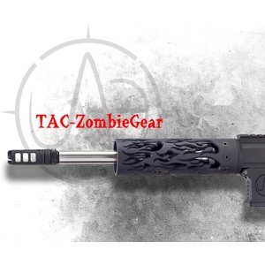 Flame Hand Guard 7インチハンドガード|tac-zombiegear