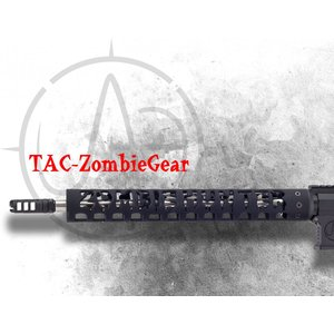 Zombie Hunter 15インチハンドガード|tac-zombiegear